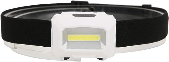 WEILafudong Hoofd Torch Oplaadbaar, Outdoor Draagbare Mini LED Koplamp Hoofd Lamp Hoge Helderheid voor Fietsen Camping Nac...