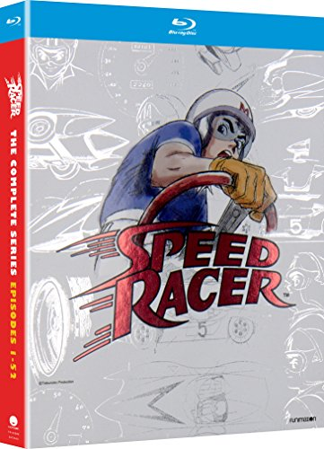SPEED RACER: COMPLETE SERIES - SPEED RACER: COMPLETE SERIES (5 Blu-ray)