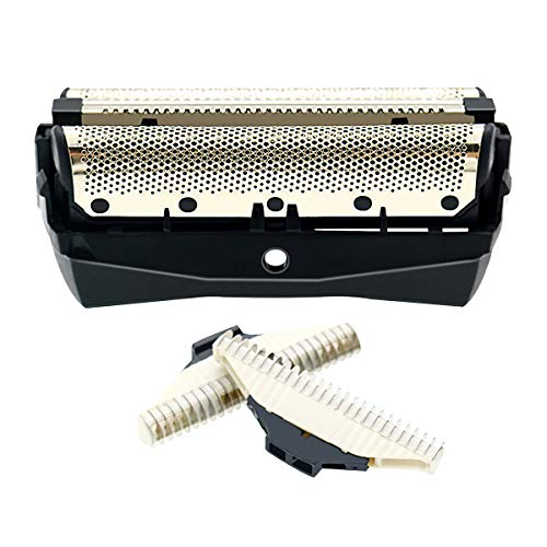 Price comparison product image VINFANY Replacement Shaver Foil / Cutter Unit Shaver Head for Philips QC5550 QC5580 Rotary Blades for Men Trimmer Razor accessories