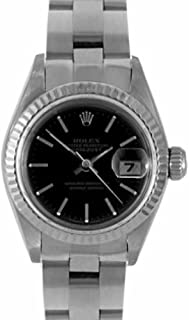 Rolex Datejust Swiss-Automatic Female Watch 69174 (Certified Pre-Owned)