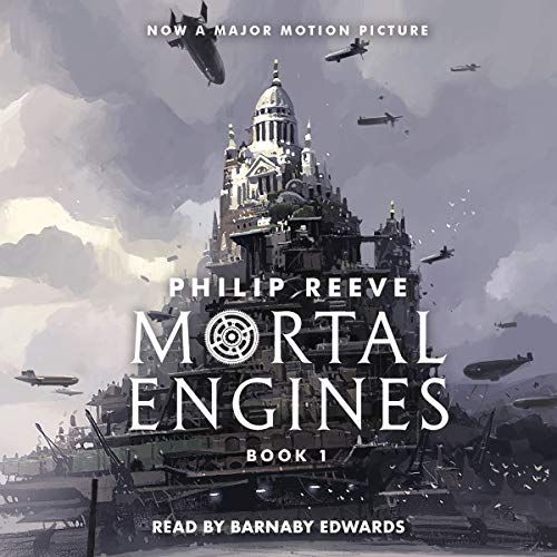 Couverture de Mortal Engines