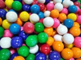 Concord Dubble Bubble Medium Hercules Gumballs - 2 lbs of Bright Assorted Colorful Fruit Flavored Gumballs