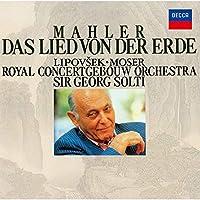 Mahler: Symphony Das Lied Von Der by Mahler (2012-10-17)