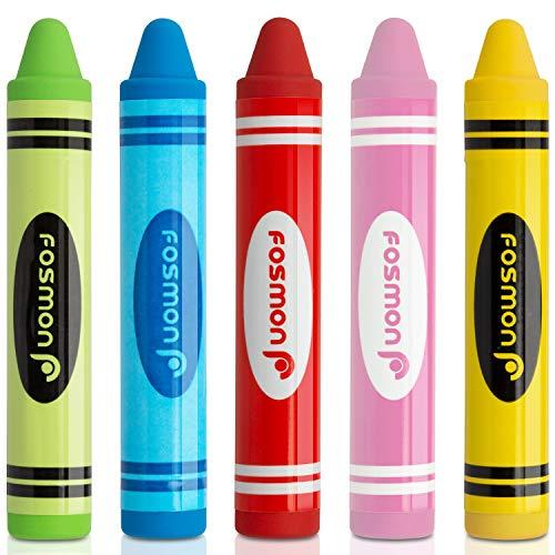 Fosmon Tablet Stifte Grafiktablett Stifte Smartphone Stylus Pens der Youth-Serie Kinderstifte Touch Pen kompatibel mit Apple und Android Tablets und für Handys (5 Stück)