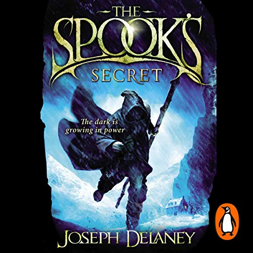 Couverture de The Spook's Secret