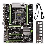 MYA X79 Turbo MOXERBORD LGA2011 USB3.0 SATA3 PCI-E NVME M.2 SSD Aufnahmegerät REG Prozessor von Xeon E5