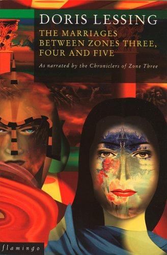 The Marriages Between Zones 3, 4 and 5 (Canopus in Argos: Archives Series, Book 2) (English Edition)