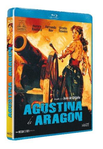 Agustina de Aragón [Blu-ray]