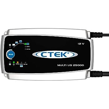 CTEK Caricabatterie 25 caricabatterie 12v//25a mxs25