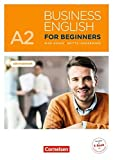 Business English for Beginners - New Edition: A2 - Kursbuch: Mit PagePlayer-App inkl. Audios und Videos - Mike Hogan