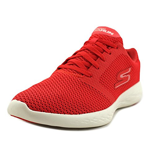 Skechers Go Run 600 Refine Donna US 5.5 Rosso Scarpe ginnastica