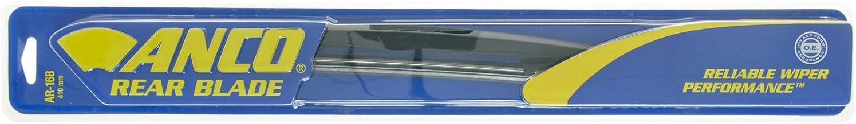 "ANCO AR-16B Rear Wiper Blade - 16"", (Pack of 1)"
