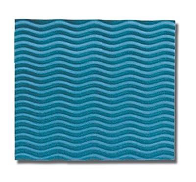 UCHIDA of America 8-1/2-Inch Corru-Gator Paper Crimper, Wave 2-Pack
