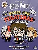 Magia con pegatinas: Hogwarts: Crea 10 escenas mágicas de pegatinas (HARRY POTTER)