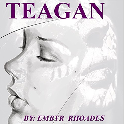 Teagan audiobook cover art