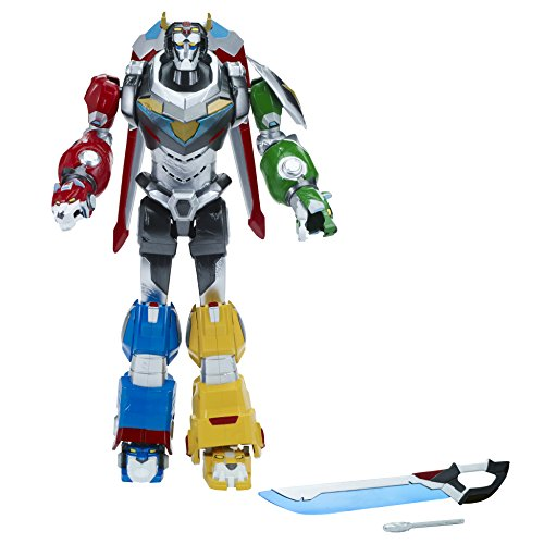 Voltron Ultimate 14' Electronic Figure