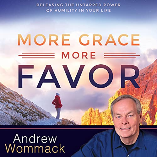 More Grace, More Favor cover art