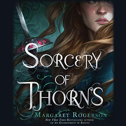 Sorcery of Thorns cover art