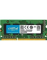 Crucial CT51264BF160B Memoria da 4 GB (DDR3L, 1600 MT/s, PC3L-12800, SODIMM, 204-Pin) 1.35V