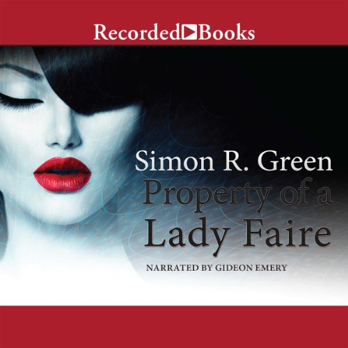 Property of a Lady Faire audiobook cover art