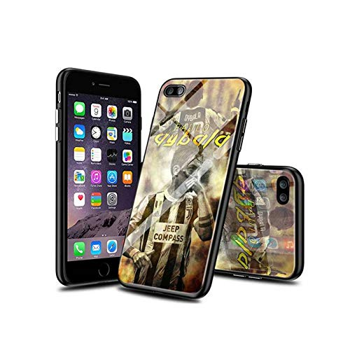 SviXXaYN iPhone 7 Plus Funda y iPhone 8 Plus Funda, Parte Trasera de Cristal Templado + Funda Protectora de TPU de Silicona Suave, Compatible con iPhone 7 Plus/iPhone 8 Plus #001(C)