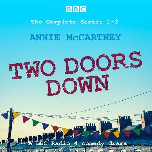 Two Doors Down: The Complete Series 1-3 cover art