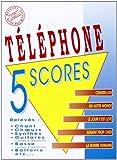 Telephone 5 Scores Volume 1 Book