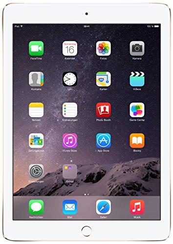 Apple iPad Air2 Tablet 128GB, 4G G, Nero
