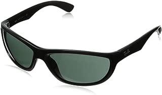 Men's RB4188 Wrap Sunglasses