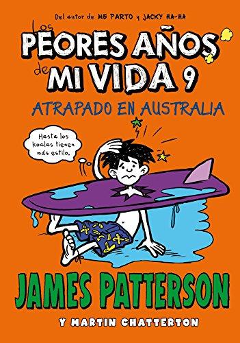 Los peores años de mi vida 9: Atrapado en Australia: 41 (Novela Gráfica)