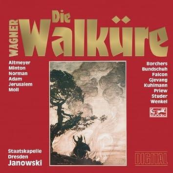 Die Walküre - Oper in drei Aufzügen