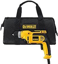 DEWALT Corded Drill, 7.0-Amp, 3/8-Inch, Pistol Grip (DWD110K)