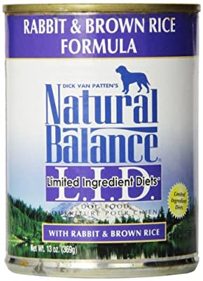 Natural Balance Limited Ingredient Diets Wet Dog Food
