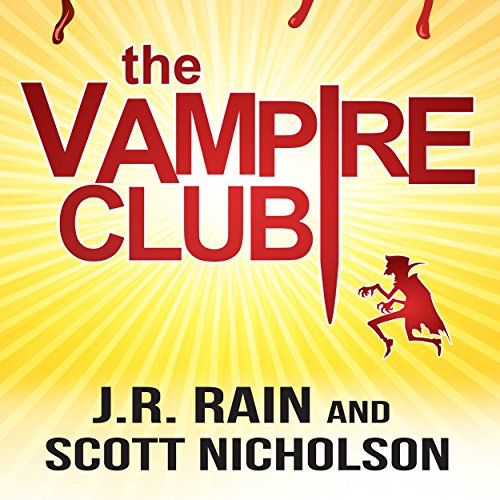 The Vampire Club cover art