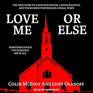 Love Me or Else audiobook cover art