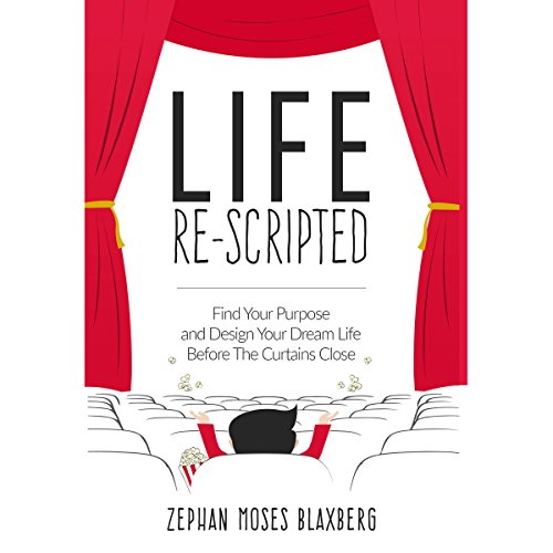 Life Re-Scripted audiobook cover art