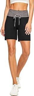 "Sponsored Ad - TNNZEET 5"" Casual Shorts for Women – Workout Yoga Shorts Lounge Summer Sleep Pajama Bottoms"