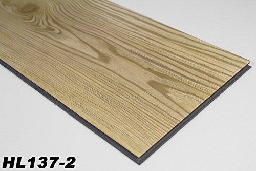 2,12 m² Vinylboden in 4,2mm Uniclic Klick PVC-Dielen Nutzschicht 0,3mm, HL137-2