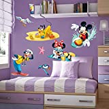 Kibi Stickers Muraux Mickey Stickers Muraux Minnie et Mickey Stickers Muraux Enfants...