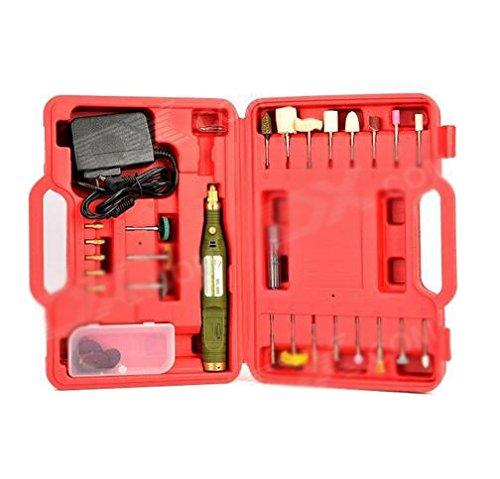 WLXY WL-800 Electric Drill Handle + Bit + Grinding/Polishing Tool Set
