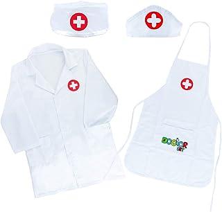 Akokie Juguete de Doctora Enfermera Disfraz Cosplay de Mé