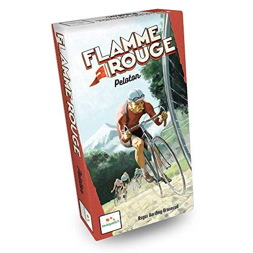 Lautapelit.fi LAU052 Flamme Rouge: Peloton, gemischte Farben