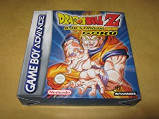 Game Boy Advance - Dragon Ball Z The Legacy of Goku - [PAL EU]