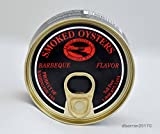 Ekone Oyster Company, Gourmet Oysters, BBQ Smoked Oysters, 3 Ounces