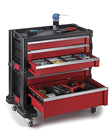 Keter 5-Drawer Modular Tool Chest