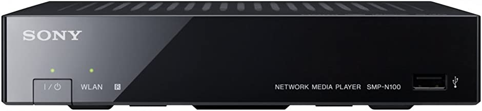 Sony SMP-N100 Streaming Player with Wi-Fi