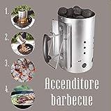 Zoom IMG-1 mastercook kit accenditore barbecue impugnatura