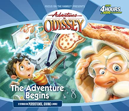Amazon com: Adventures in Odyssey - Books on CD: Books