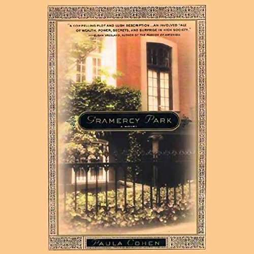 Gramercy Park  audiobook cover art