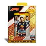 Topps F1 Turbo Attax 2021 - Lata de coleccionista 2 - Perez, Tsunoda, Schumacher
